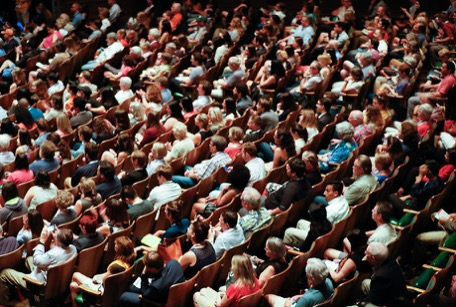 Picture of the Texas Tribune Festival Crowd
